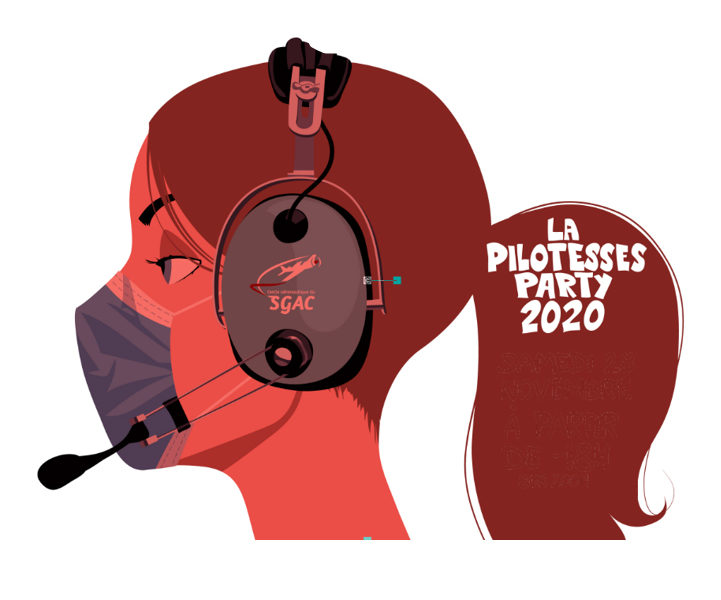 Pilotesses Party